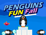 Penguins Fun Fall