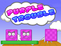 Purple Trouble