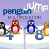 Penguin Jump Multiplication Thumbnail
