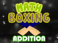 Addition Math Boxing