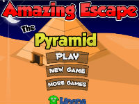 Amazing Escape Pyramid