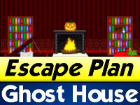 Escape Plan Ghost House