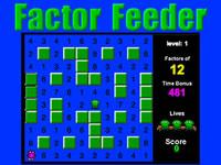 Factor Feeder