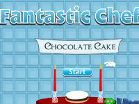 Fantastic Chef Chocolate Cake
