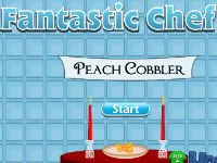 Fantastic Chef Peach Cobbler