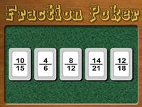 Fraction Poker