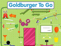 Goldburger To Go