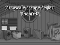 Grayscale Escape Attic