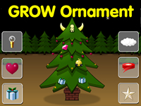 Grow Ornament