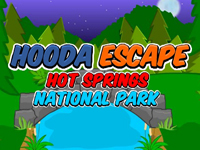Hooda Escape Hot Springs National Park