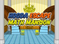 Hooda Escape Math Mansion
