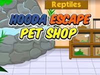 Hooda Escape Pet Shop