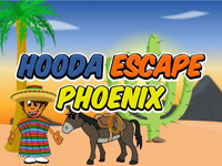 Hooda Escape Phoenix
