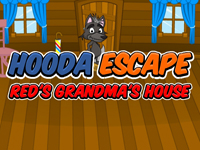 Hooda Escape Red