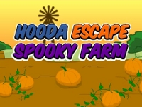 Hooda Escape Spooky Farm