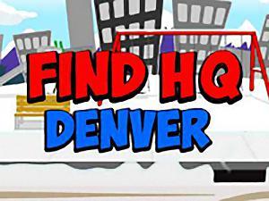 Find HQ Denver