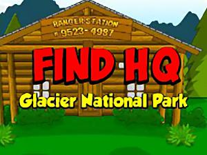 Find HQ Glacier National Park