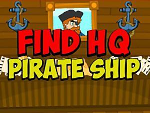 Find HQ Pirate Ship