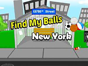 Find My Balls New York