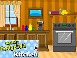 Find My Dodgeball Kitchen