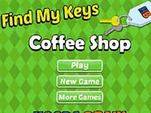Find My Keys Coffee Shop