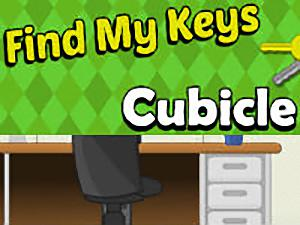 Find My Keys Cubicle
