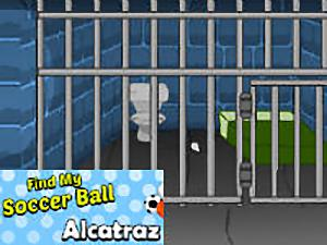 Find My Soccer Ball Alcatraz
