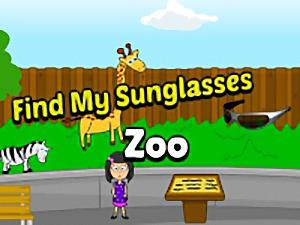 Find My Sunglasses Zoo
