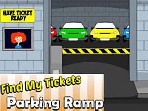 Find My Tickets Parking Ramp