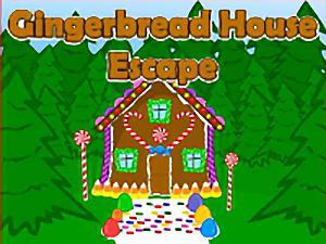 Gingerbread House Escape