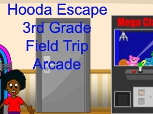 Hooda Escape 3rd Grade Field Trip Arcade