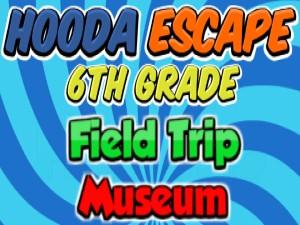 Hooda Escape 6th Grade Field Trip Museum