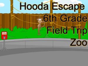 Hooda Escape 6th Grade Field Trip Zoo