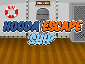 Hooda Escape Ship