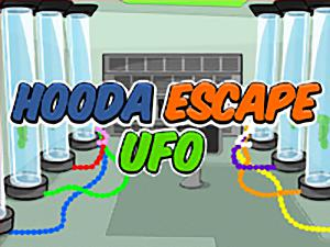 Hooda Escape Ufo