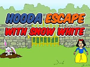 Hooda Escape With Snow White