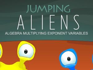 Jumping Aliens