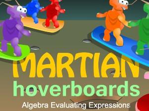 Martian Hoverboards