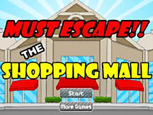 Must Escape The Shopping Mall
