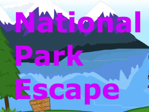 National Park Escape Games