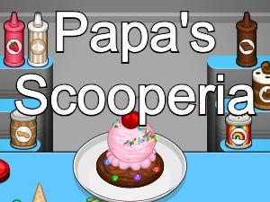 Papas Scooperia