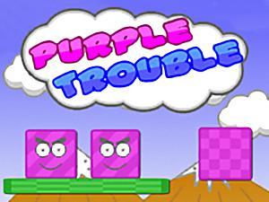 Purple Trouble