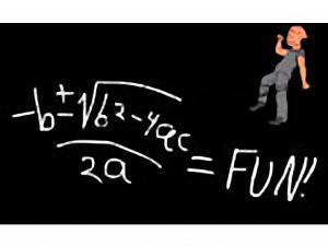Quadratic Formula Fun