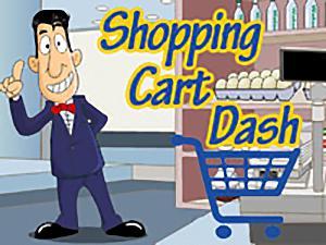 Shopping Cart Dash
