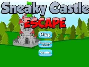 Sneaky Castle Escape