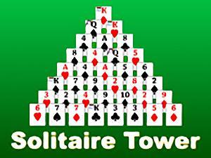 Solitaire Tower