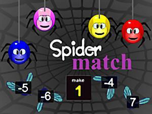 Spider Match Adding Integers