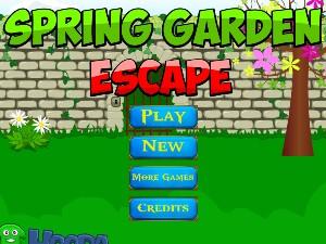Spring Garden Escape