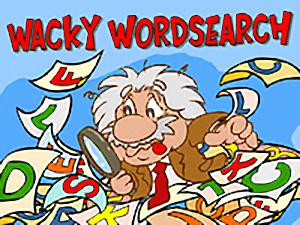 Wacky Wordsearch