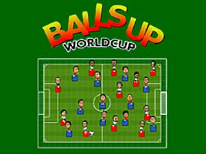 World Cup Balls Up